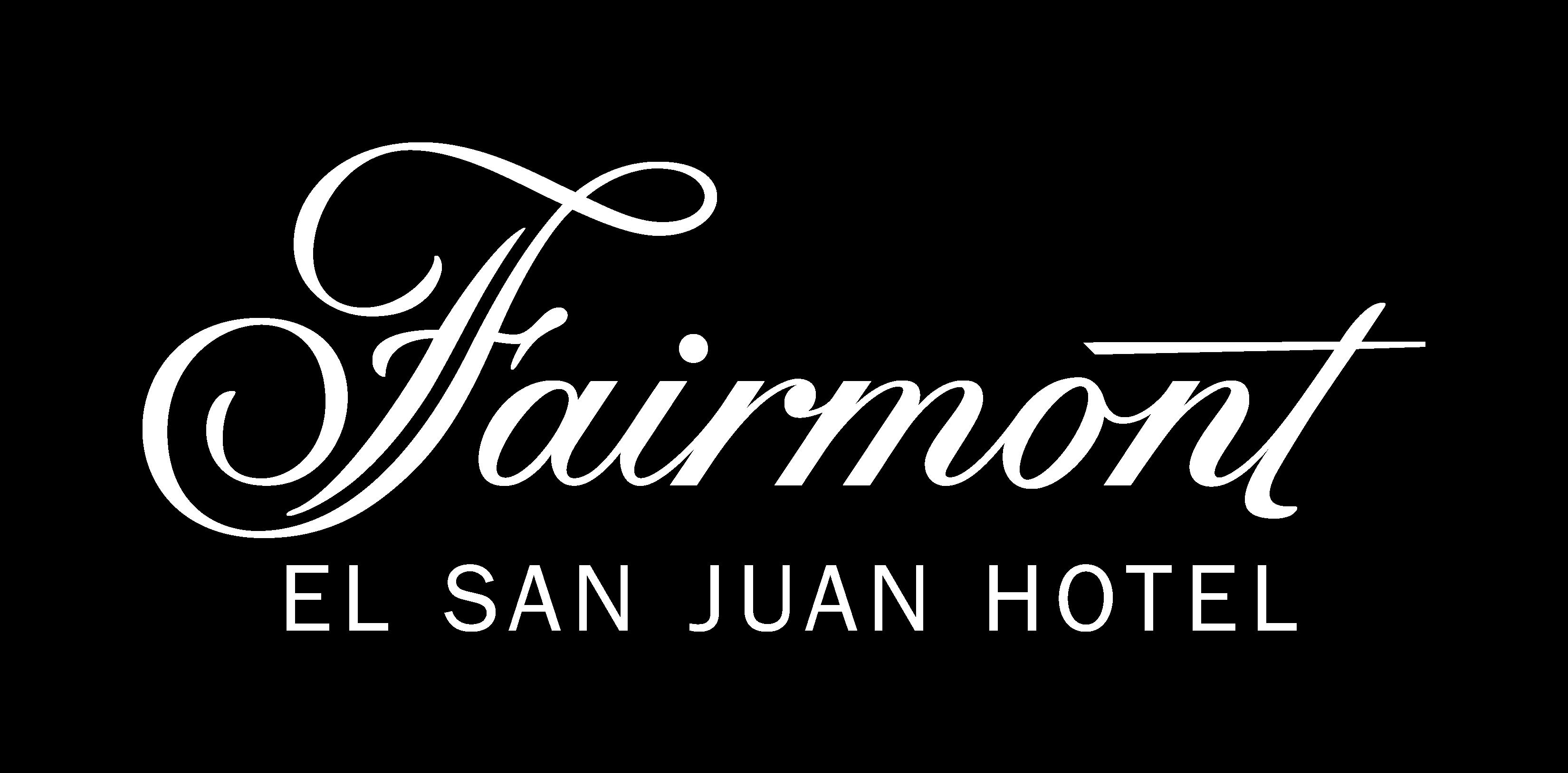 Logo for Fairmont El San Juan Hotel